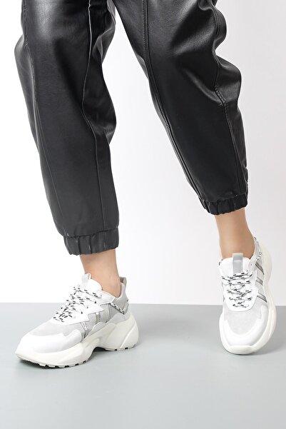 Gökhan Talay Beyaz Kadın Spor Ayakkabı