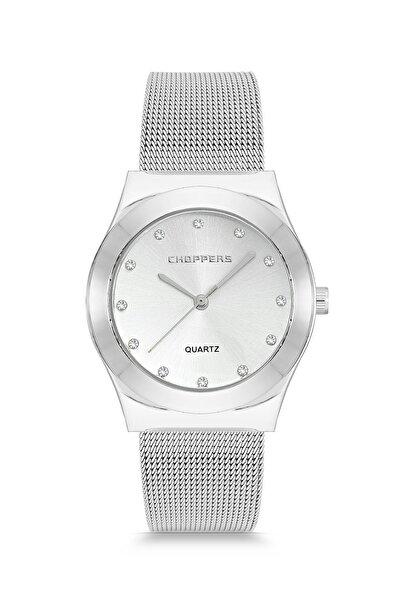 Choppers Kadın Gümüş  Kol Saati Hbg17036c