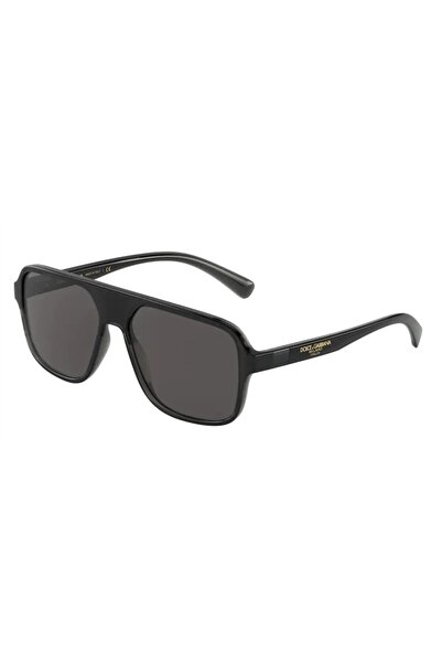 Dolce & Gabbana 0dg6134 325787 57 Ekartman Erkek Güneş Gözlüğü