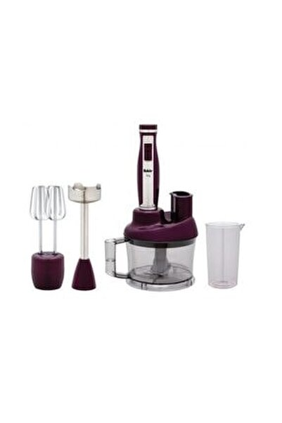 Ivy Blender Set (Violet Renk)