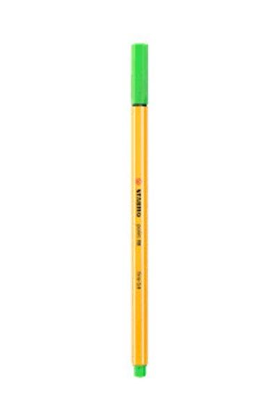 Stabilo Point 88 Ince Uçlu Kalem 0.4 Mm Yaprak Yeşili