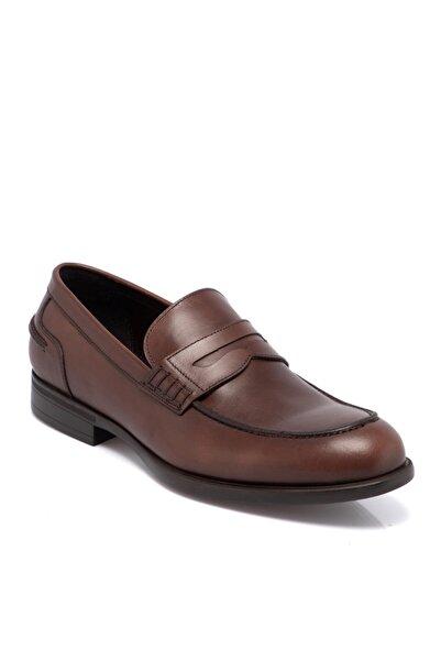 Tergan Taba Deri Erkek Ayakkabı 55072g46