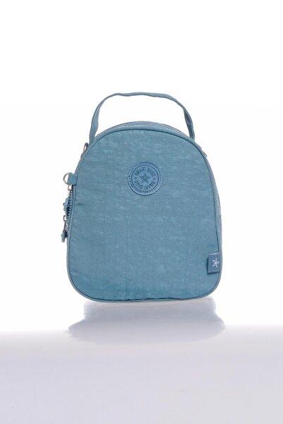 SMART BAGS Smb3063-0050 Buz Mavisi Kadın Sırt Çantası