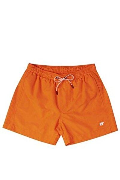 Davenport Neon Erkek Deniz Şortu 18.01.09.008n. Orange