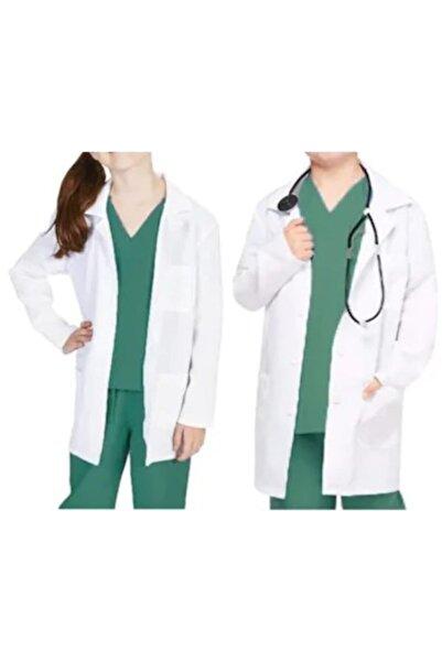 efetex Çocuk Doktor Hemşire Sağlıkçı Öğretmen Önlüğü