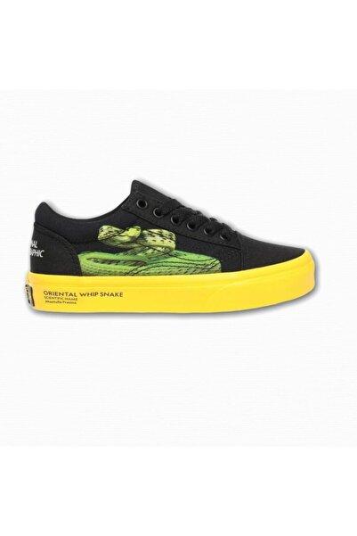 Vans Uy Old Skool National Geographic Unisex Çocuk Sneaker