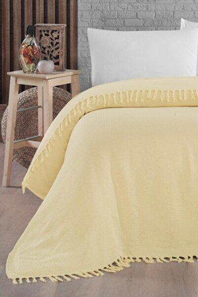 Evim Home Rodez Pike Çift Kişilik (Int), Sarı