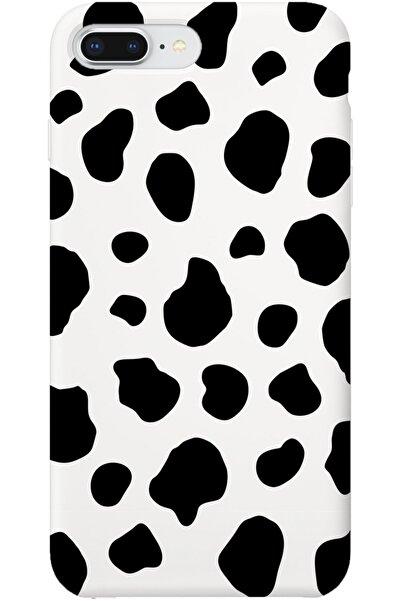 shoptocase Iphone 7 Plus Lansman Dalmaçyalı Desenli Telefon Kılıfı