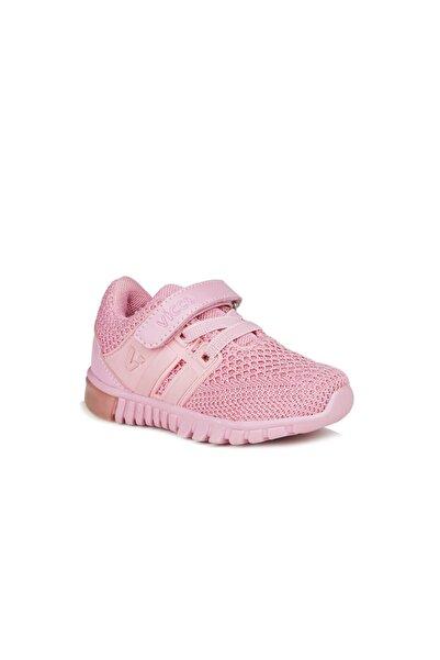 Vicco Bebe Ayakkabı Kız Bebe Pembe Spor Ayakkabı