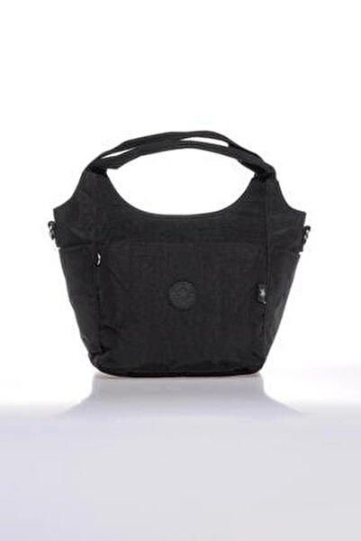Smb3079-0001 Siyah Kadın Omuz Çantası
