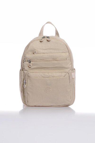 SMART BAGS Smb3060-0003 Bej Kadın Sırt Çantası