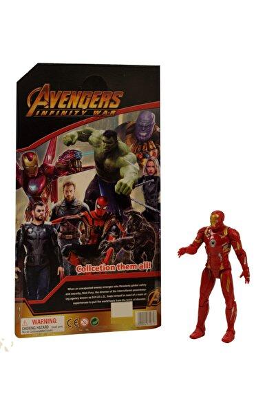 Can Ali Toys 2019 Infiniti War, Union Legend Işıklı Avengers Demir Adam 17cm
