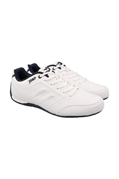 Jump 11743 Erkek Beyaz Günlük Spor Ayakkabı - 11743