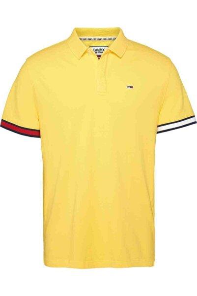 Tommy Hilfiger Tj Erkek Kol Detaylı Polo T-shirt