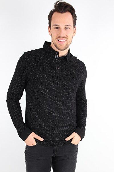ALEXANDERGARDI Polo Yaka Uzun Kollu T-shirt (5021)