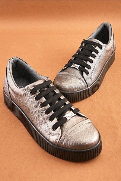 Bambi Kurşun/velar Sneaker K0586020309