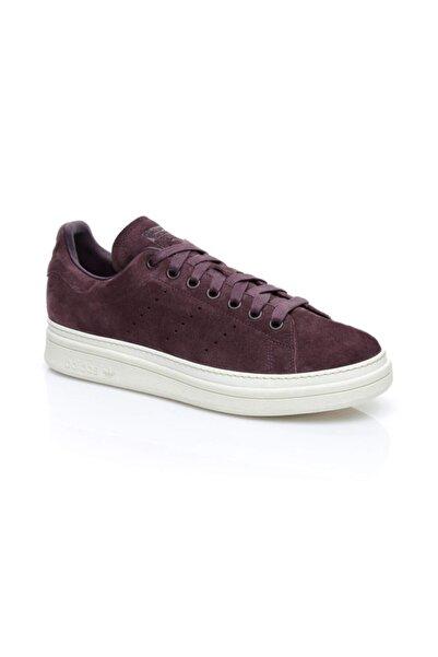 adidas B37301 Stan Smith New Bold Nobred Kadın Ayakkabısı