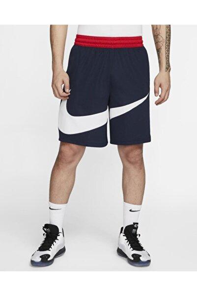 Nike Dry Fit Hbr Erkek Lacivert Şort Bv9385-451