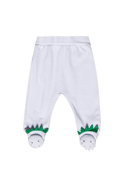 Y-London Caramell Erkek Bebek Patikli Pantolon 0-6 Ay Ape4401