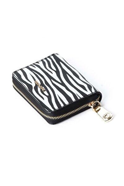 Matmazel 933 Zebra Cüzdan