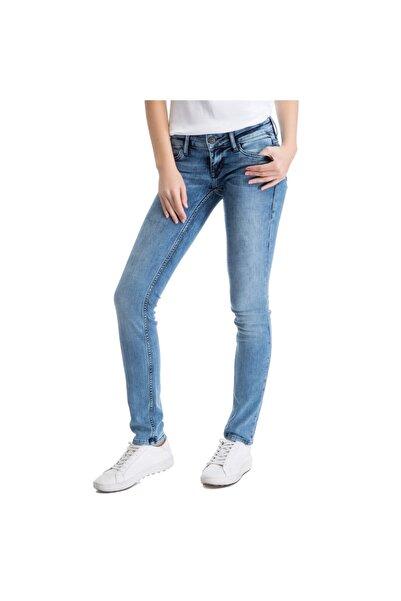 Mustang Gina Skinny Kadın Jean Pantolon Açık Mavi