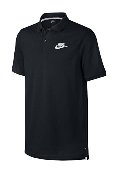 Nike Nsw Polo Pq Match 934698-010 Erkek Polo Tişört