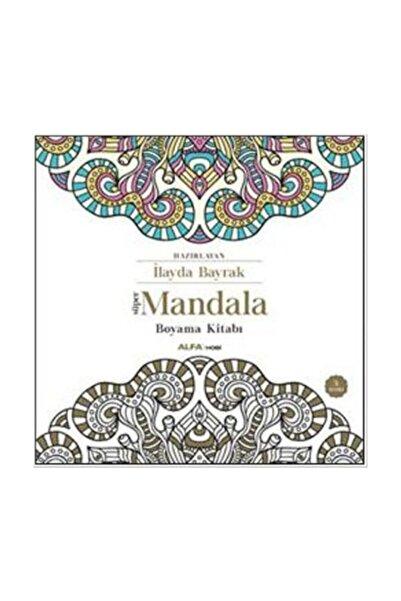 Alfa Yayınları Süper Mandala Boyama Kitabı