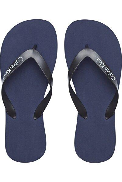 Calvin Klein Ünisex Sandalet - Lacivert