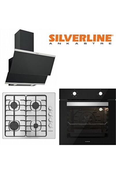 Silverline Sılverlıne Ankastre Set (Bo6501b01-as5378x01-3420 B Classy)