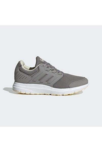 adidas Kadın Gri Bağcıklı Spor Ayakkabısı Galaxy 4