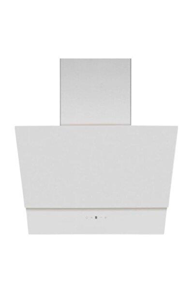 Oscar 5669 - 60 Cm Beyaz Eğik Cam Dav.touch Kontr