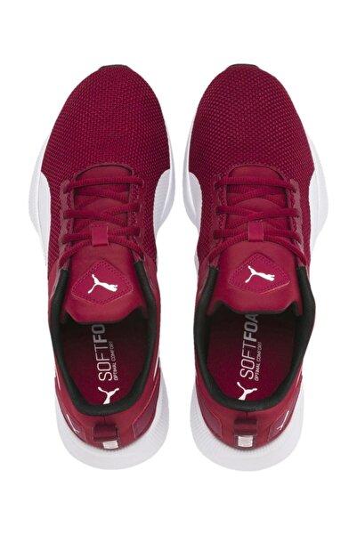 Puma FLYER RUNNER Bordo Erkek Sneaker Ayakkabı 101119113