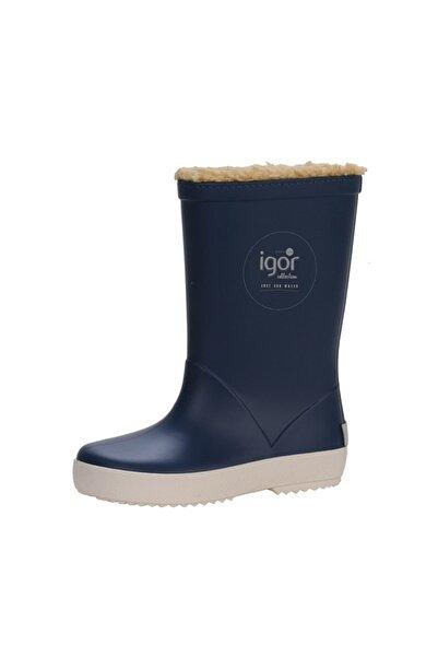 IGOR Splash Nautico Borreg. Yağmur Çiz. W10207-ıgr007 Laci 23-32 Içi Miflonlu