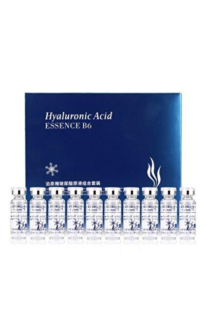 Bioaqua Essence B6 Hyalüronik Asit Ampulleri -10'lu Set 5 ml X 10 Adet