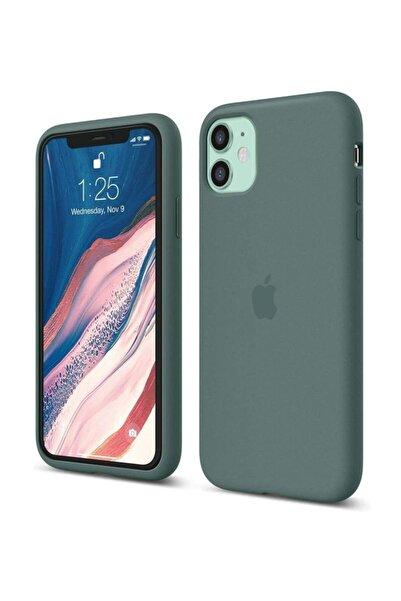 cepsesuar Apple Iphone 11 Kılıf Lansman Altı Kapalı Iç Kısım Kadife
