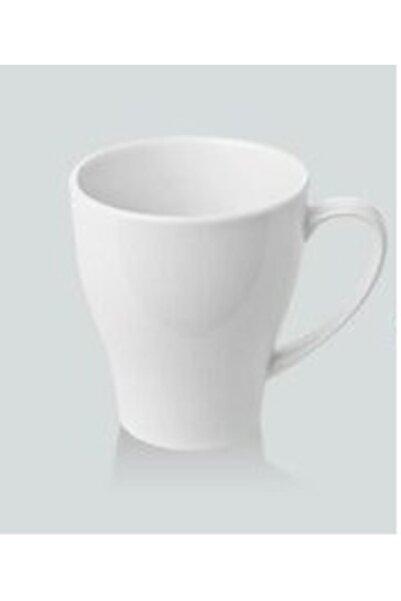 çerçi Porselen Kupa Mug Krem Renk
