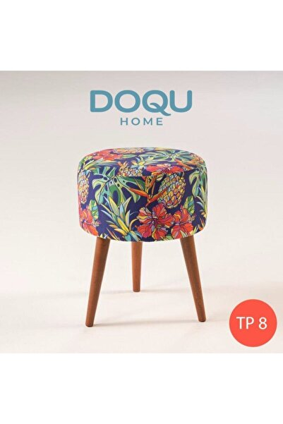 Doqu Home Trio Dekoratif Puf Tp8