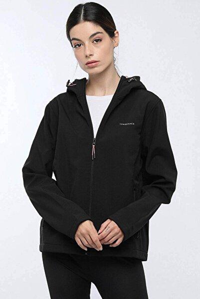 lumberjack Basic Softshell W Erkek Sweatshirt 100559675sıyah