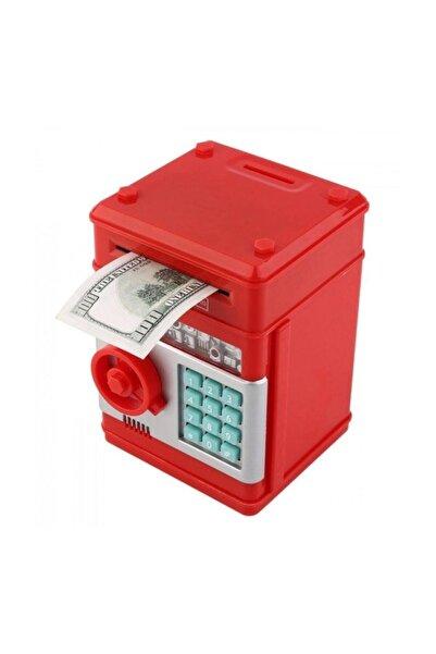 Gift Box Atm Şifreli Otomatik Kağıt Para Alan Kasa Kumbara
