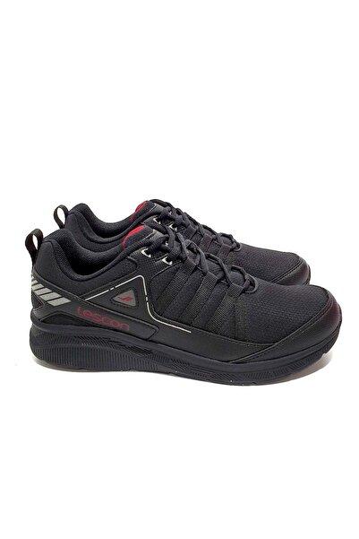 Lescon Hellıum Cross Erkek Spor Ayakkabı - Siyah - 42