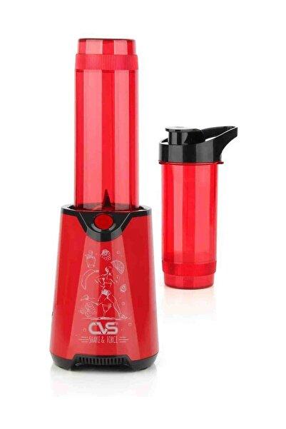 CVS Dn 4515 Shake And Force Kişisel Blender Seti (Kırmızı)