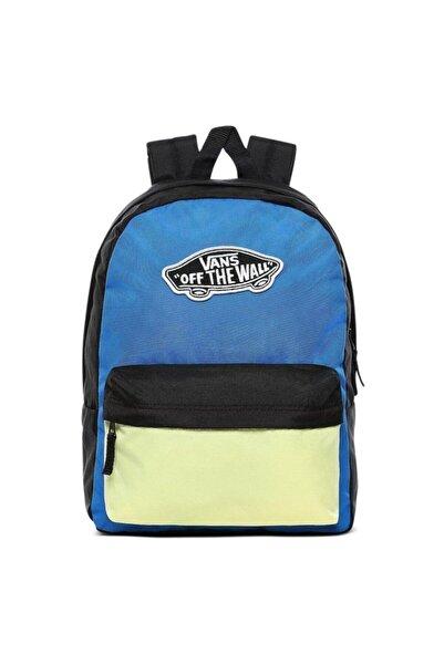 Vans Sırt Okul Çantası Realm Victoria Blue Jbs