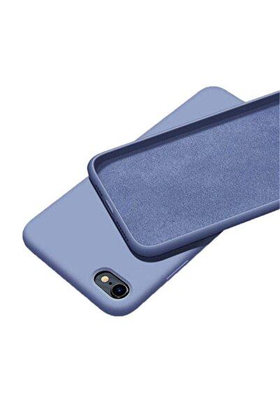 Mopal Iphone 7 / 8 Içi Kadife Lansman Silikon Kılıf