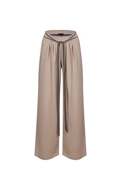 RİVUS Crınum Beli Lastikli Düşük Bel Eşofman Pantolon