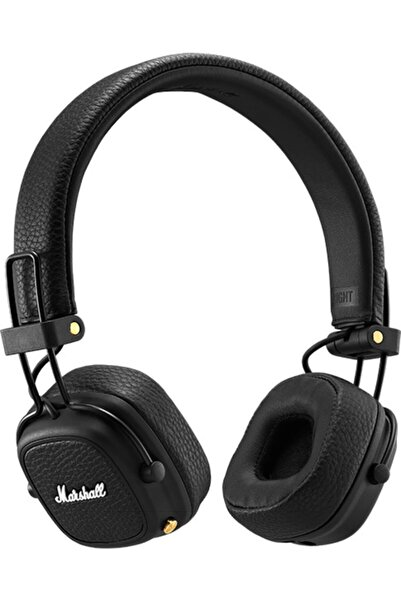Marshall ZD.4092186 Major III Bt Kulak Üstü Bluetooth Kulaklık – Siyah