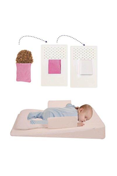 Sevi Bebe Çok Fonksiyonlu Bebek Yatağı Mavi /