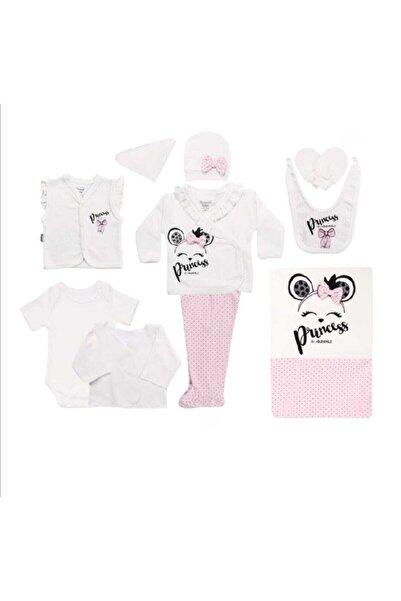 Miniworld Kız Bebek Fiyonklu Prenses 10 Lu Hastane Çıkışı