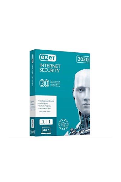 ESET NOD32 Nod32 Eset Internet Securıty 1 Kullanıcı (Bireysel)