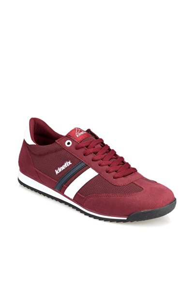 Kinetix Bordo Erkek Sneaker