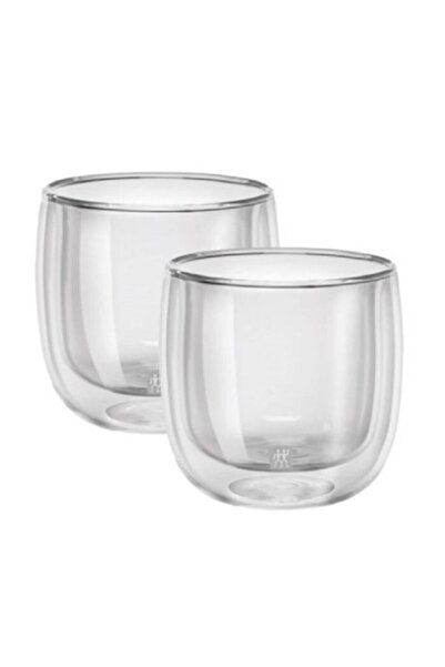 ZWILLING Çift Camlı 2li Çay Bardağı Seti